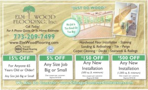Printable Chicago Flooring Coupon