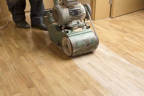 Chicago wood floor sanding